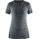 Craft W's Core Seamless Tee Black Melange
